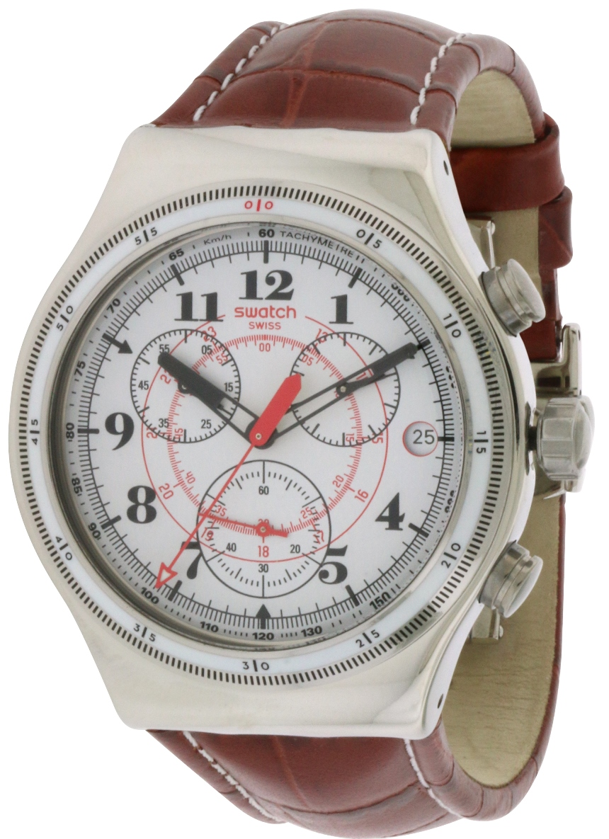 Swatch Back To The Roots Mens Watch YVS414